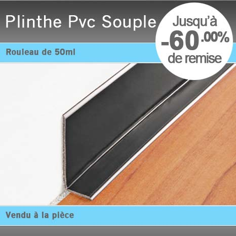 plinthe pvc souple en rouleau dalle autocollante cuisine. Black Bedroom Furniture Sets. Home Design Ideas