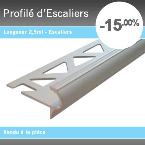 Profile Escaliers Florentin Alu Anodise Www Plinthe Alu Com