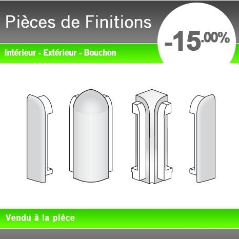 Pièces De Finition Plan De Travail - Www.Plinthe-Alu.Com