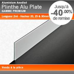 Plinthe plan te 42stores le guide d 39 achat des for Plinthe aluminium cuisine